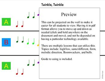 """""""Twinkle Twinkle"""" Display"""