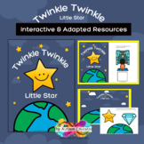 Twinkle Twinkle Interactive Resource for Autism Special Education