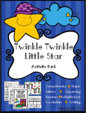 Twinkle Twinkle Little Star Activity Pack