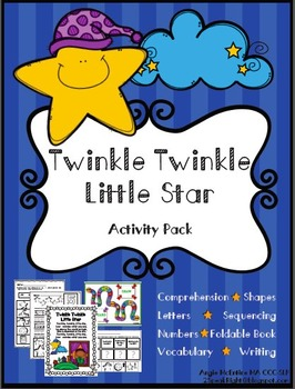Twinkle Twinkle Little Star Activity Pack