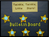 Twinkle Twinkle Little Star Bulletin Board