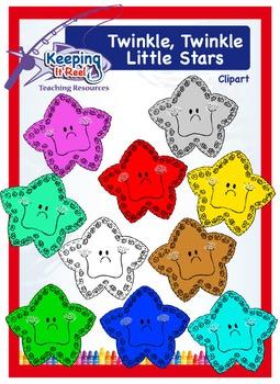Twinkle, Twinkle Little Star Clipart