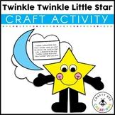 Twinkle Twinkle Little Star Craft   Nursery Rhymes Craft Activities
