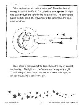 Twinkle, Twinkle, Little Star (Earth & Space Science/Stars)