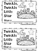Twinkle, Twinkle, Little Star (Emergent Reader, Lap Book, and Picture Cards)