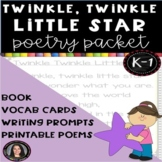 Twinkle Twinkle Little Star - Poetry Packet