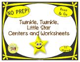 Twinkle Twinkle Little Star Activities