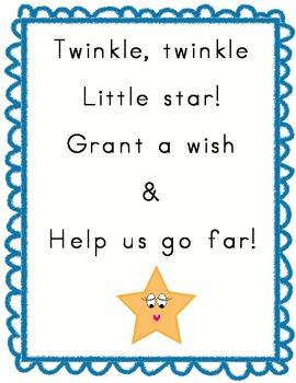 Twinkle Wish Poem