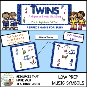 Twins: A Game of Music Matching