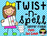Twist -N- Spell {Freebie}