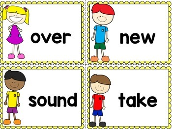 Twist and Shout-Sight Word Edition