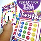 Twisted - A Spelling Game with a Finger Twist!  Blend Edition