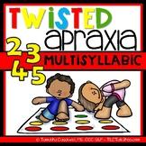 Twisted Apraxia: Multisyllabic Words