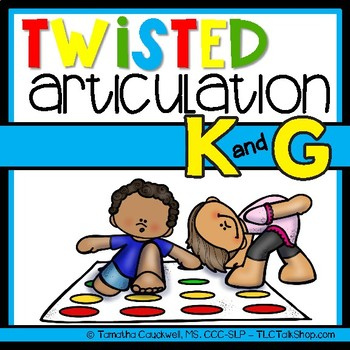 Twisted Articulation: K and G