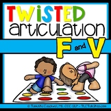 Twisted Articulation: F and V
