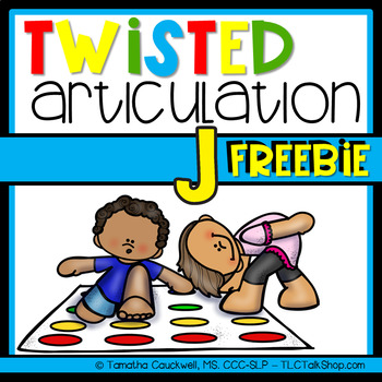 Twisted Articulation: J FREEBIE