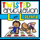 Twisted Articulation: L and L-blends