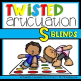 Twisted Articulation: S-Blends