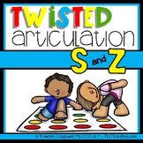 Twisted Articulation: S and Z
