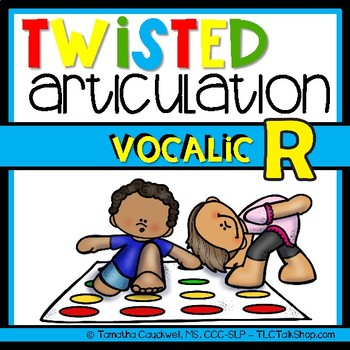 Vocalic R: Twisted Articulation
