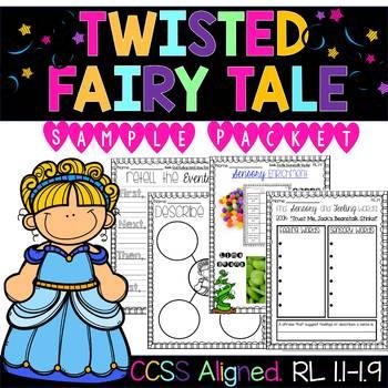 Twisted Fairy Tale Freebie