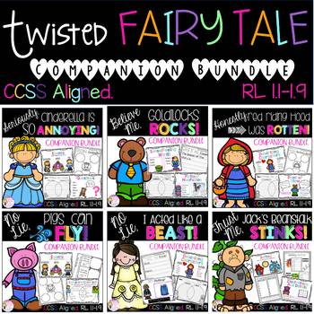 Twisted Fairy Tale Bundle