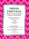 Twisted Fairytales Compare and Contrast