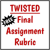 Twisted Final Assignment Rubric