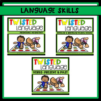 Twisted Language: BUNDLE