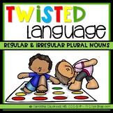 Twisted Language: Nouns (Regular and Irregular)