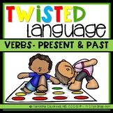 Twisted Language: Verbs Present & Past Tense