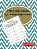 Twisted Right Triangles Trigonometry