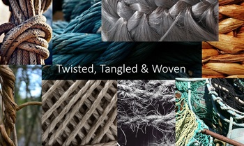 Twisted Tangled & Woven Photo Bank / Image Library for Dra