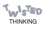 Twisted Thinking Thought Bubbles