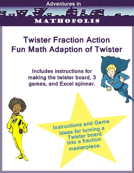 Twister Fraction Action