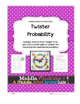 Twister Probability