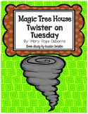 Magic Tree House #23 Twister on Tuesday
