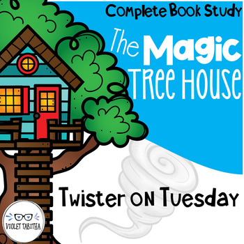 Twister on Tuesday Magic Tree House Comprehension Unit
