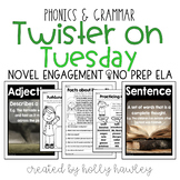 Twister on Tuesday NO PREP (ELA)