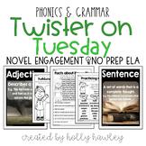Twister on Tuesday NO PREP (ELA)