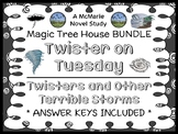 Twister on Tuesday | Twisters and Other Terrible Storms: Magic Tree House BUNDLE