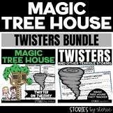 Twisters Magic Tree House Bundle