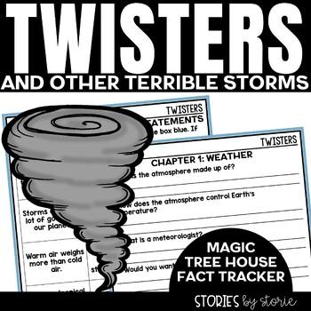 Twisters (Magic Tree House Fact Tracker & Nonfiction Companion)