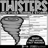 Twisters (Magic Tree House Fact Tracker & Nonfiction Companion)