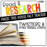 Twisters & Other Terrible Storms: A Magic Tree House Fact Tracker Weather Study