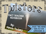 Twisters and Other Terrible Storms Research Guide {Fact Tracker}
