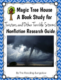 Twisters and Other Terrible Storms {Magic Tree House Nonfiction Companion}