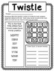 Twistle- Critical Thinking Word Game