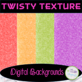 Twisty Texture Digital Papers/Backgrounds