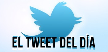 Tweet del Día. Twitter exit tickets in Spanish. Boletos de